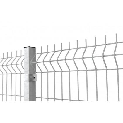 Panel 120cm. Niskie ogrodzenie panelowe. Ogrodzenie panelowe z podmurówką.