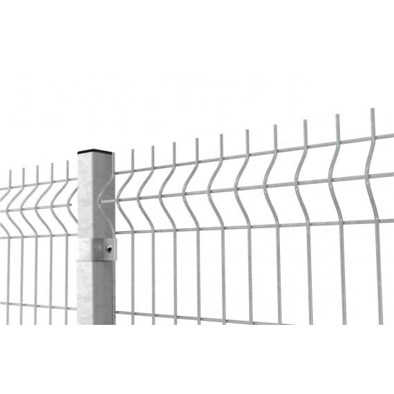 Gruby panel ocynkowany. Panel z 5 drutu. Ogrodzenie panelowe.