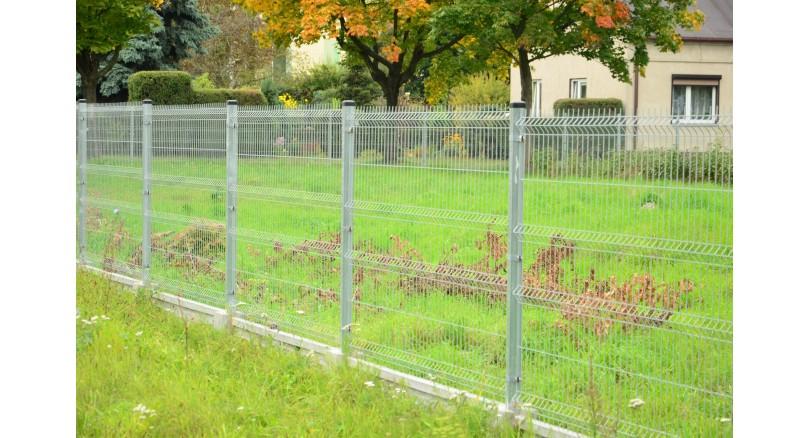 Najtańsze ogrodzenie panelowe.