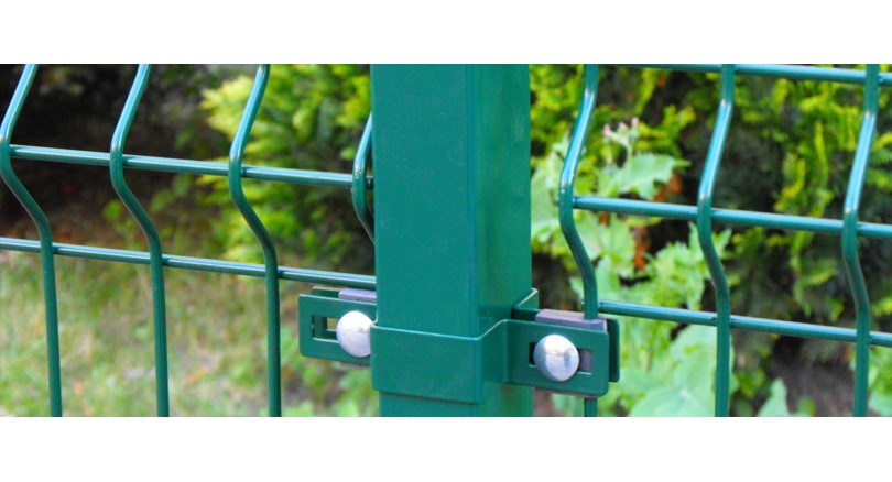 Ochrona przed kradzieżą z płotu przęseł paneli ogrodzeniowych - jak to zrobić?